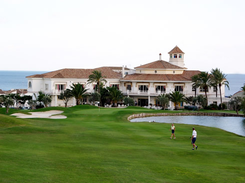 "The ""Golf & Country Club La Duquesa"" was built after a design from Robert"