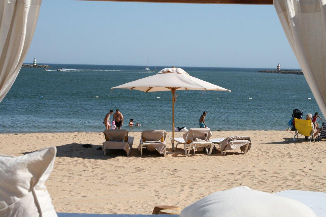 Nikki Beach - exclusive beachclub in Portimao in Portugal