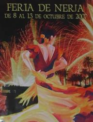 Feria de Nerja poster