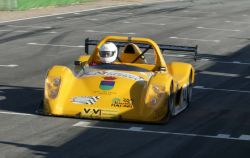 Hire a Radical SR3 Supersport for the day