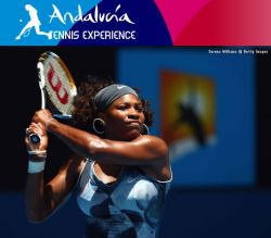 Serena Williams @ Andalucia Tennis Experience