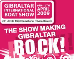 Gibraltar prepares for international boat show