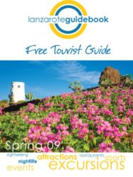 Free Guidebook to Lanzarote Out Now