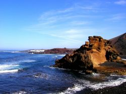 The small Canary Island of Lanzarote
