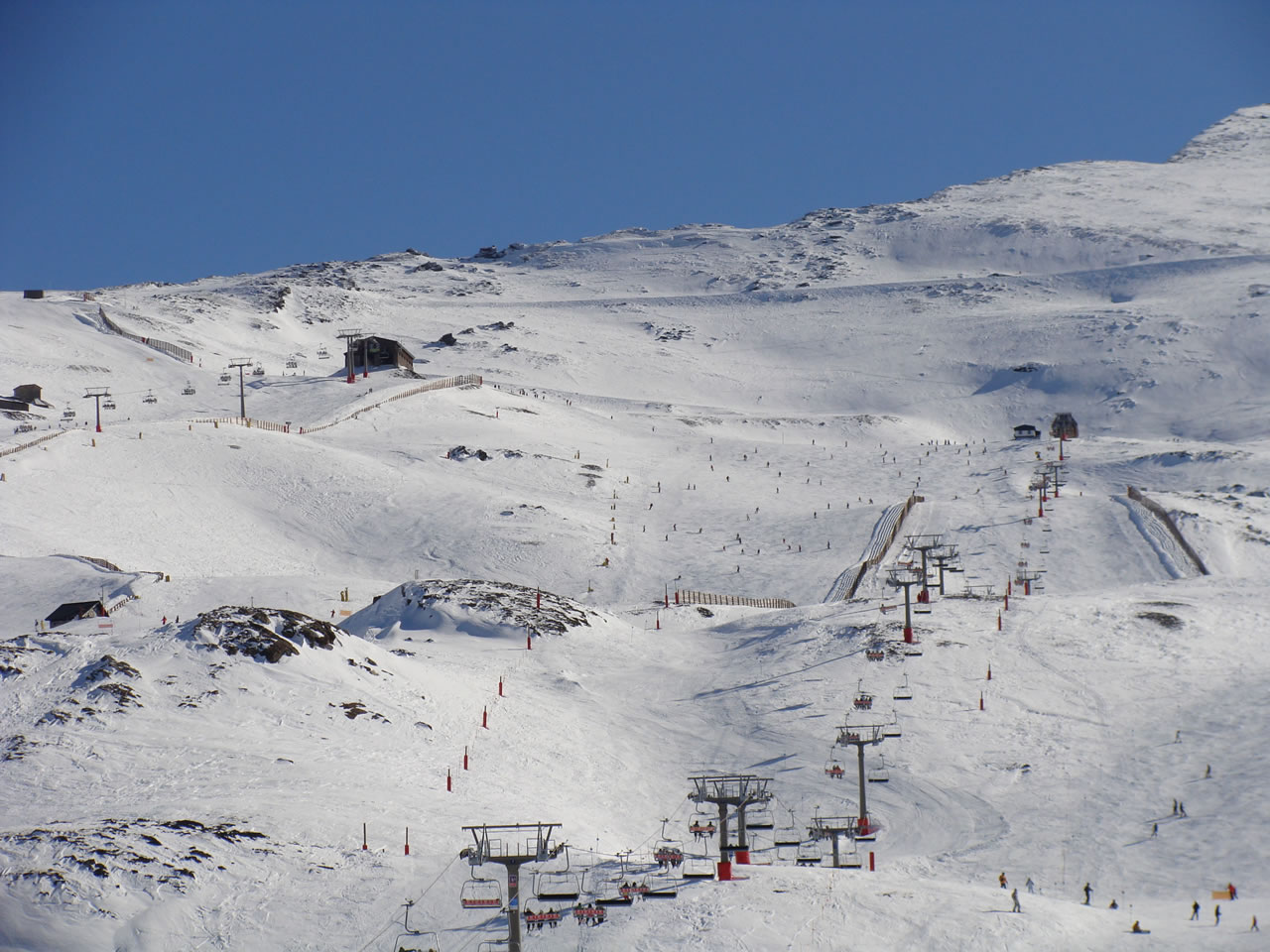 Sierra nevada ski resort costa del sol news - Hotel lodge sierra nevada ...