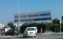 Marbella takes Obama visit serious