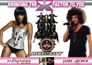 Rock in Marbella presents X Factor