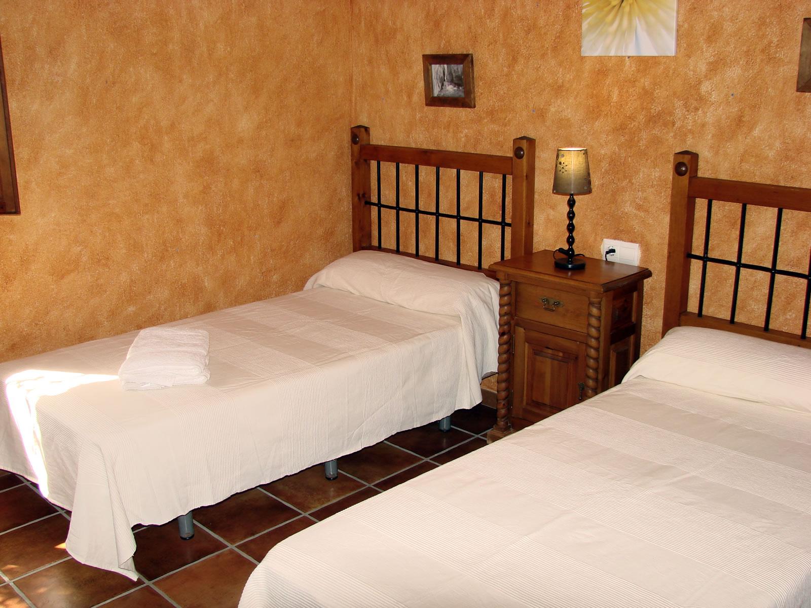 Villa Canta Ranas second bedroom
