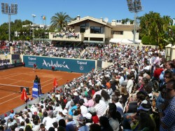 Marbella Masters Tennis Tournament Puente Romano