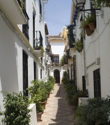 Marbella old town