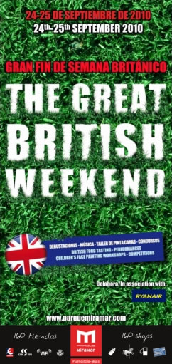 British Weekend Festival in Fuengirola