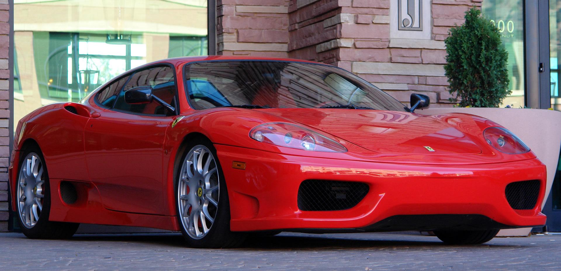 Fanciful Ferrari's