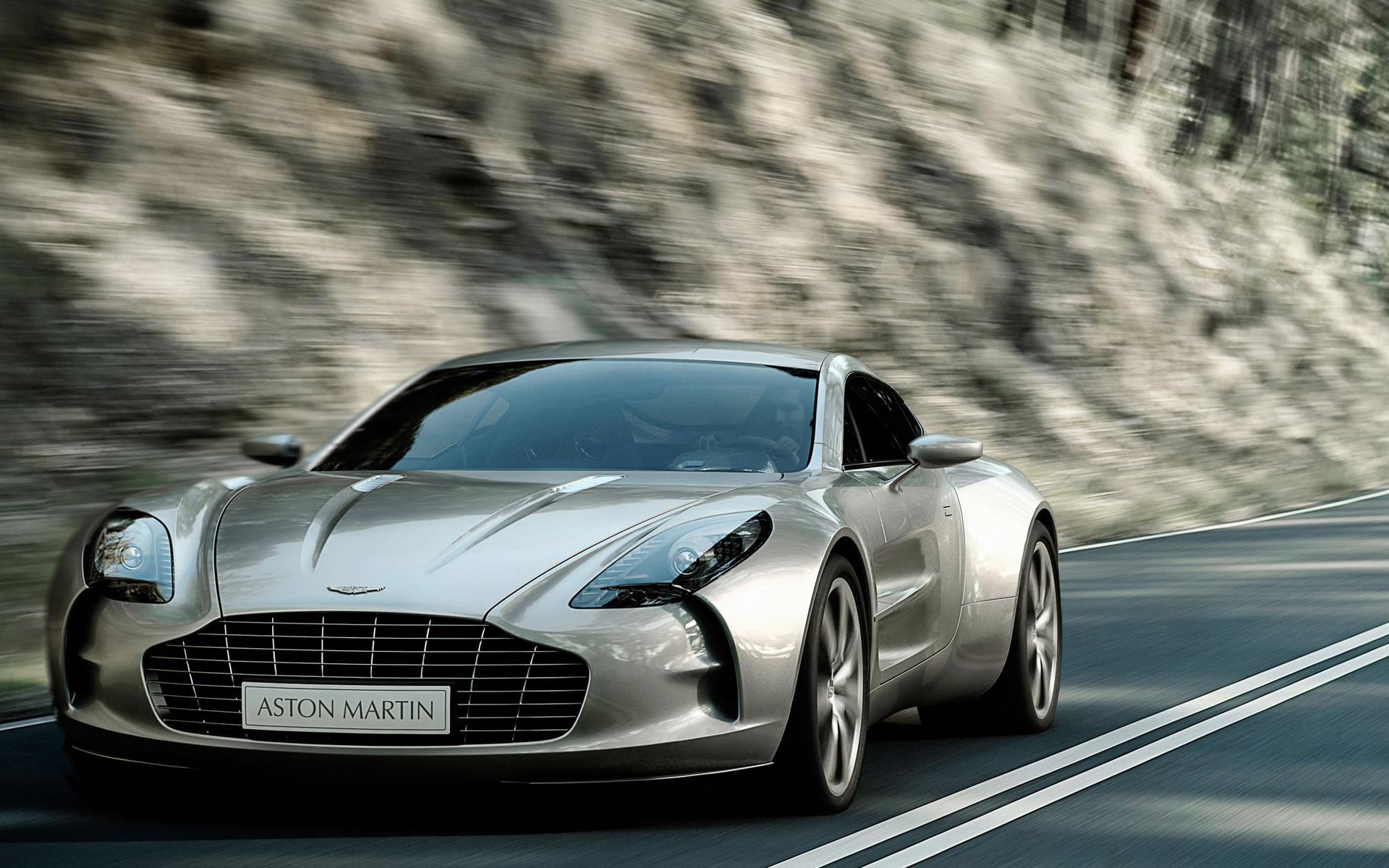 Marbella car dealer sells Aston Martin One-77