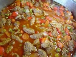 Estofado de Ternera - Beef Stew