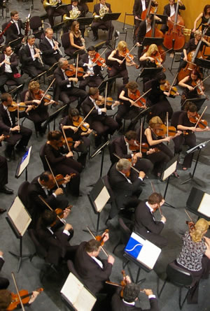 Malaga Philharmonic Orchestra celebrates its 20th anniversary