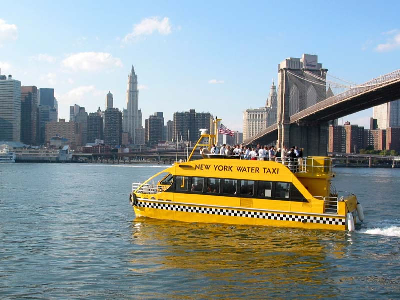 Water Taxi's - travel in style