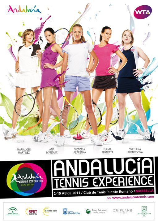 Andalucia Tennis Experience 2011