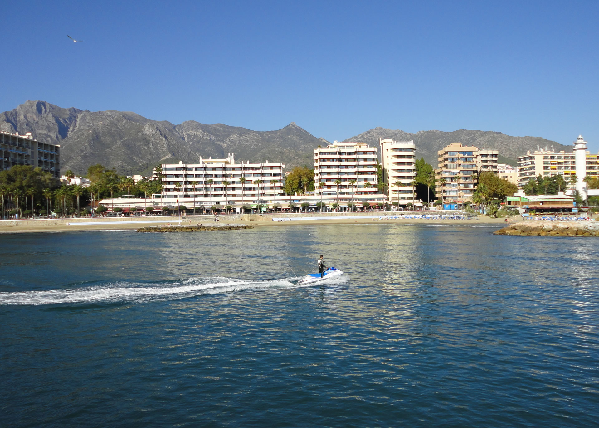 Marbella voted best for beaches