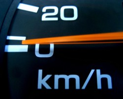 new speed limits of 110 kilometers per hour in whole Spain