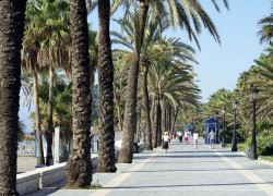New Seafront promenade opens between Marbella and San Pedro
