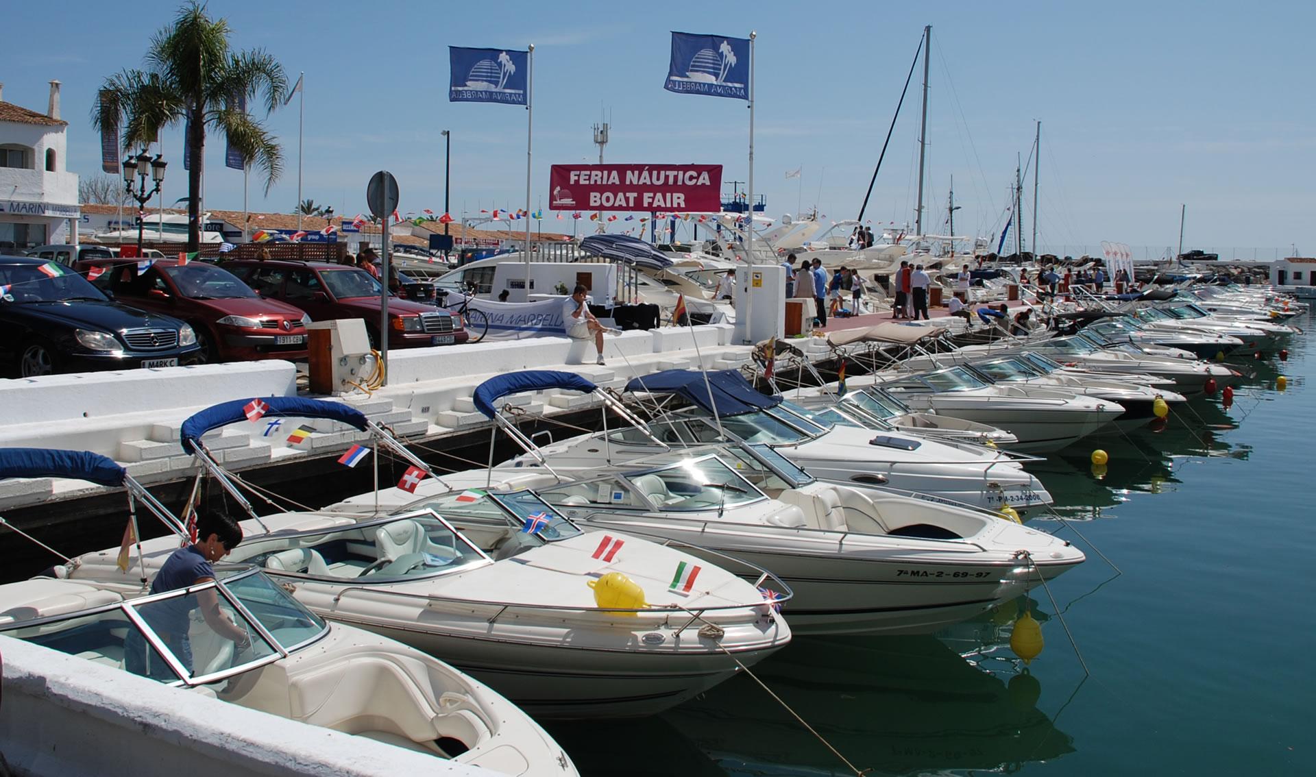 Pre-Owned Boat Show in Puerto Banús, Marbella