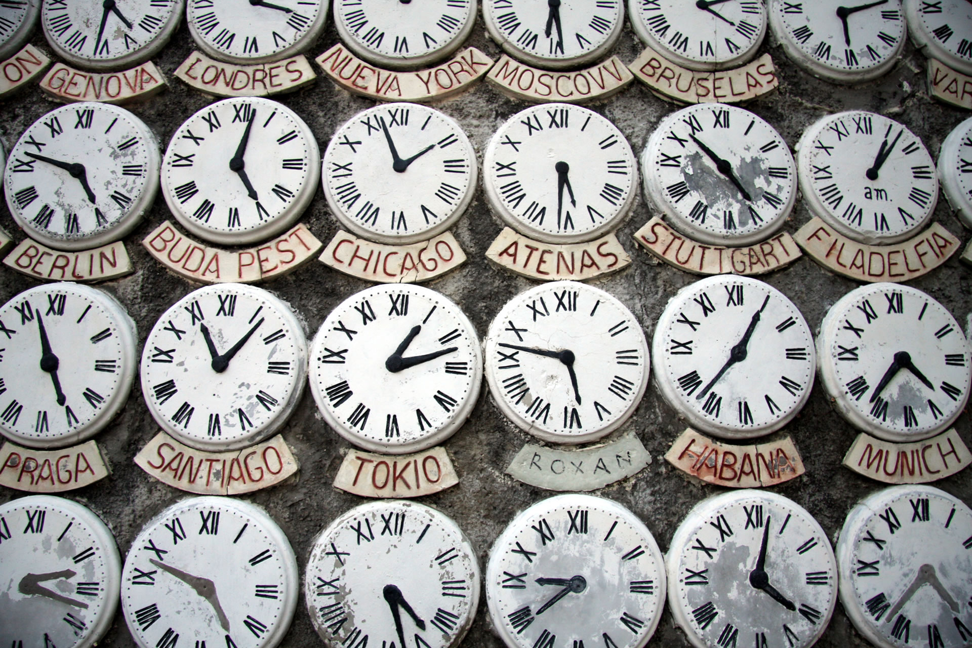 Time = Money? - Not here