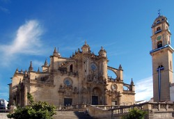 Jerez de la Frontera Cathedral by Will