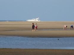 Huelva beach - El Rompido