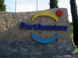 PortAventura is the most visited theme park in Spain, situated in Salou, near Barcelona