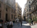 Traperia street seen from Santo Domingo square, Murcia (by Murcianboy)