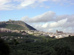 view to Jaen (by Kordas)