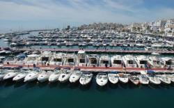 5,000 Visitors at Boat Show in Puerto Banús, Marbella
