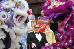 American billionnaire Sheldon Adelson