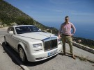 Trip to Nice and the Cote d'Azur - Rolls-Royce Phantom Serie II