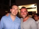Philipp Plein and Mirco Rehmeier