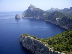 Majorca - highly popular holiday destination - Cap Formentor