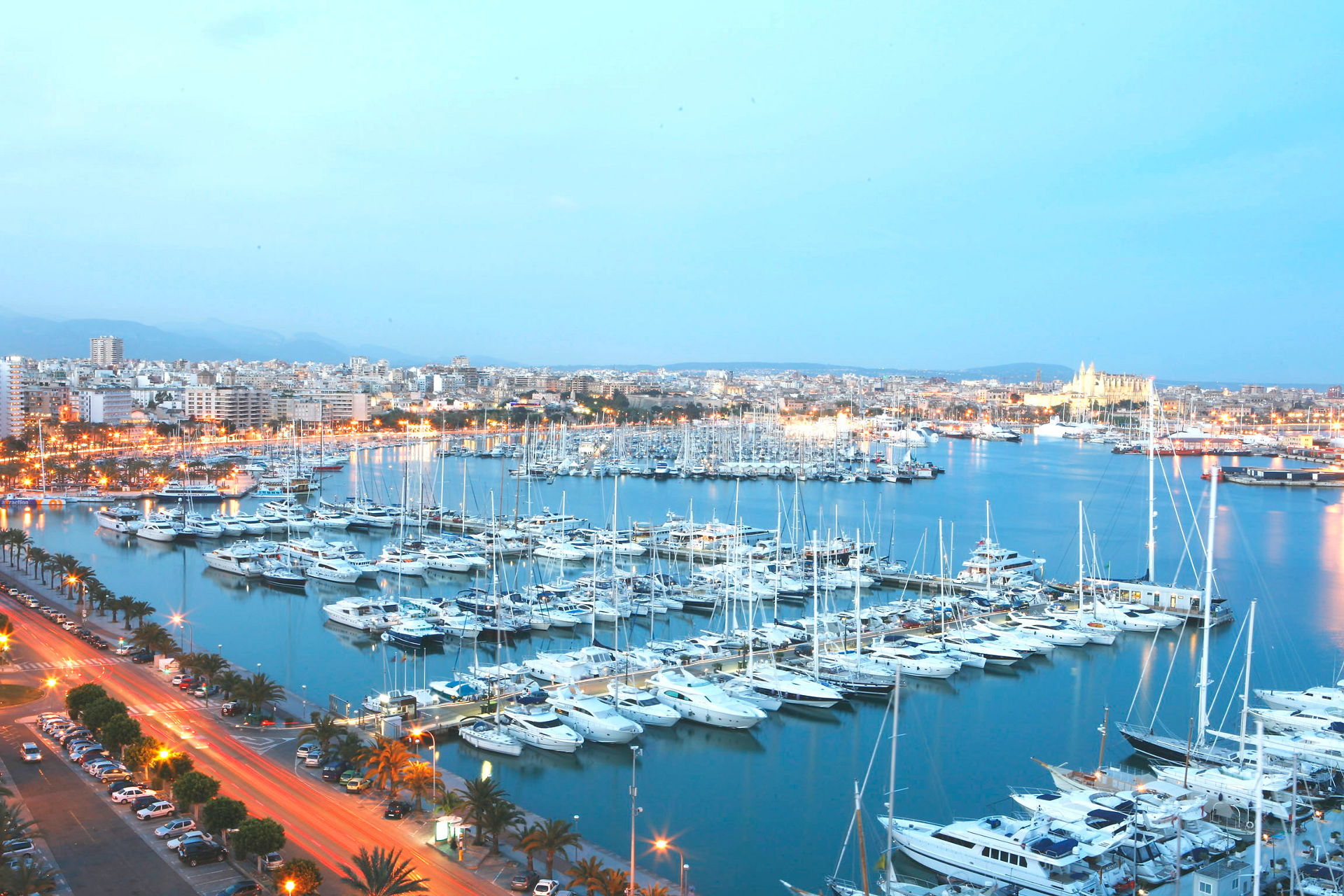 Palma International Yachting Forum and more