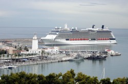 Costa To Costa – Exploring Spain By Sea - Celebrity Reflection in Malaga