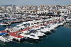 Boat Fair 2013 in Puerto Banus, Marbella