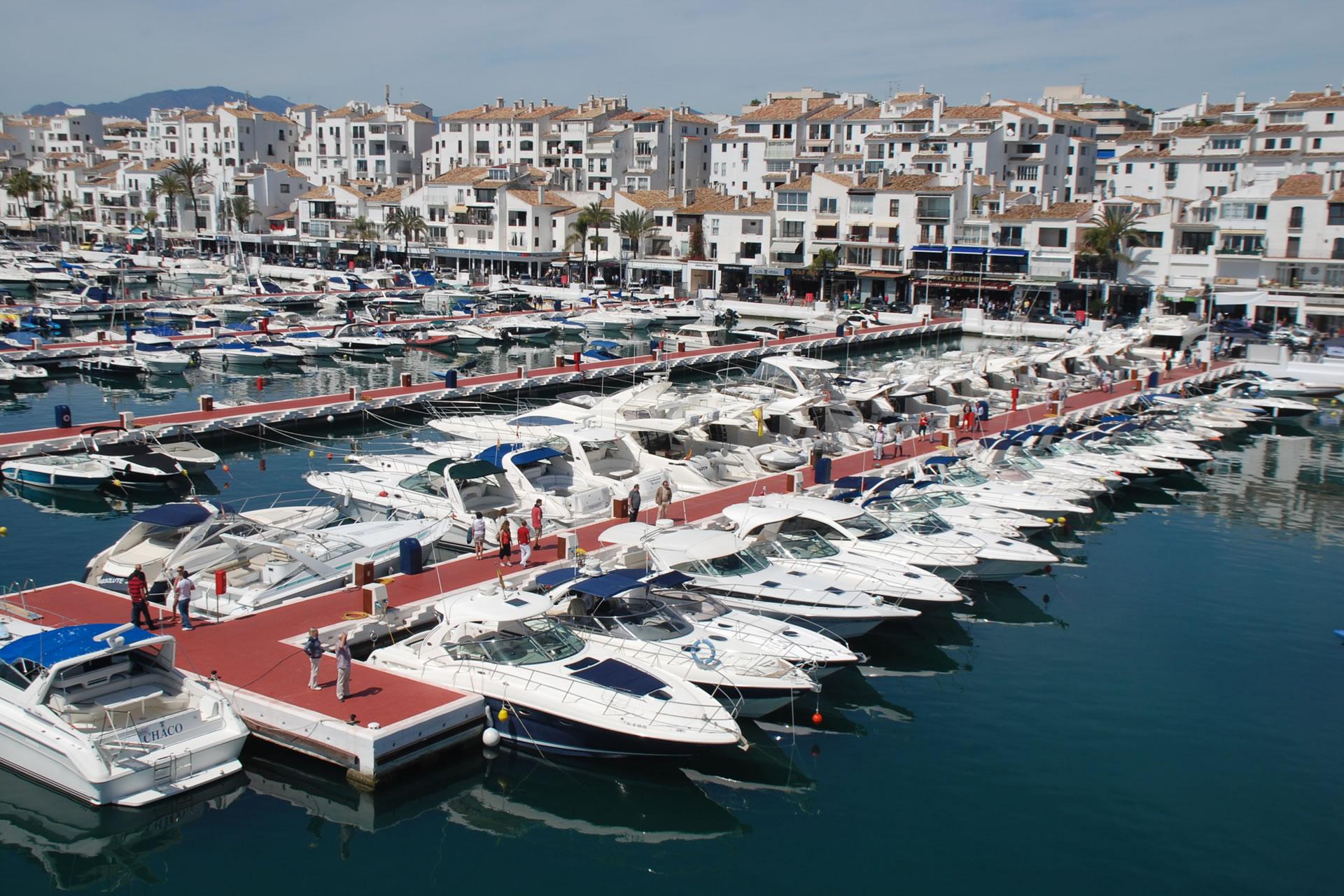 Boat fair 2013 in puerto banus marbella costa del sol news - Puerto banus marbella ...
