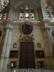 Short Overview of Malaga - Cathedral
