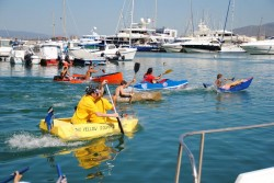 Gibraltar's Cardboard Boat Race is Back