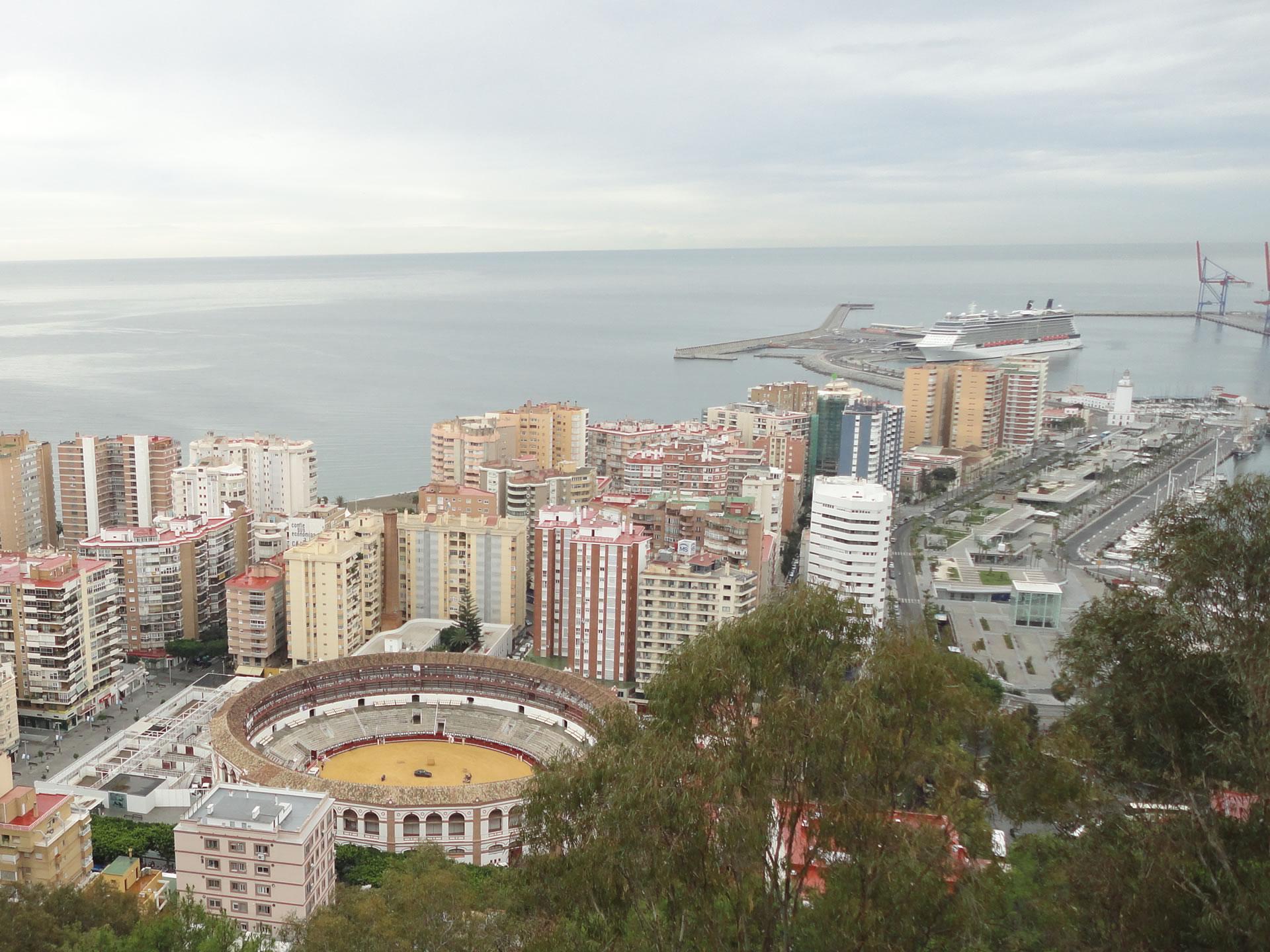 Top Historic Sites in Malaga