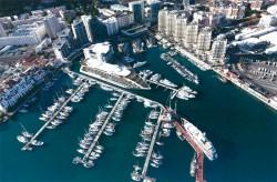 Sunborn Gibraltar - a floating 5-star hotel