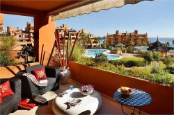 Average property prices in Costa del Sol - Estepona Penthouse