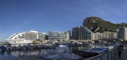 Ocean Village Gives Sunborn Gibraltar Yacht Hotel a Warm Welcome