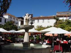 Marbella Old Town - Casco Antiguo - Plaza de los Naranjos