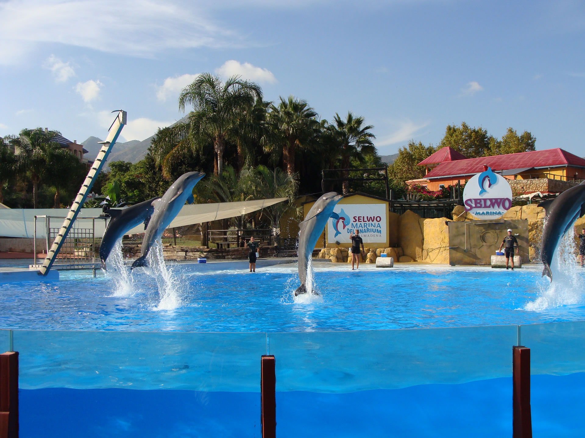 Parque Acuatico Mijas - Mijas Aquatic Park