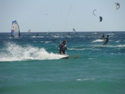 Summer in Tarifa - Windsurf and Kitesurf