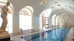 Five star luxury hotel resort Villa Padierna - Medical Wellness Institute